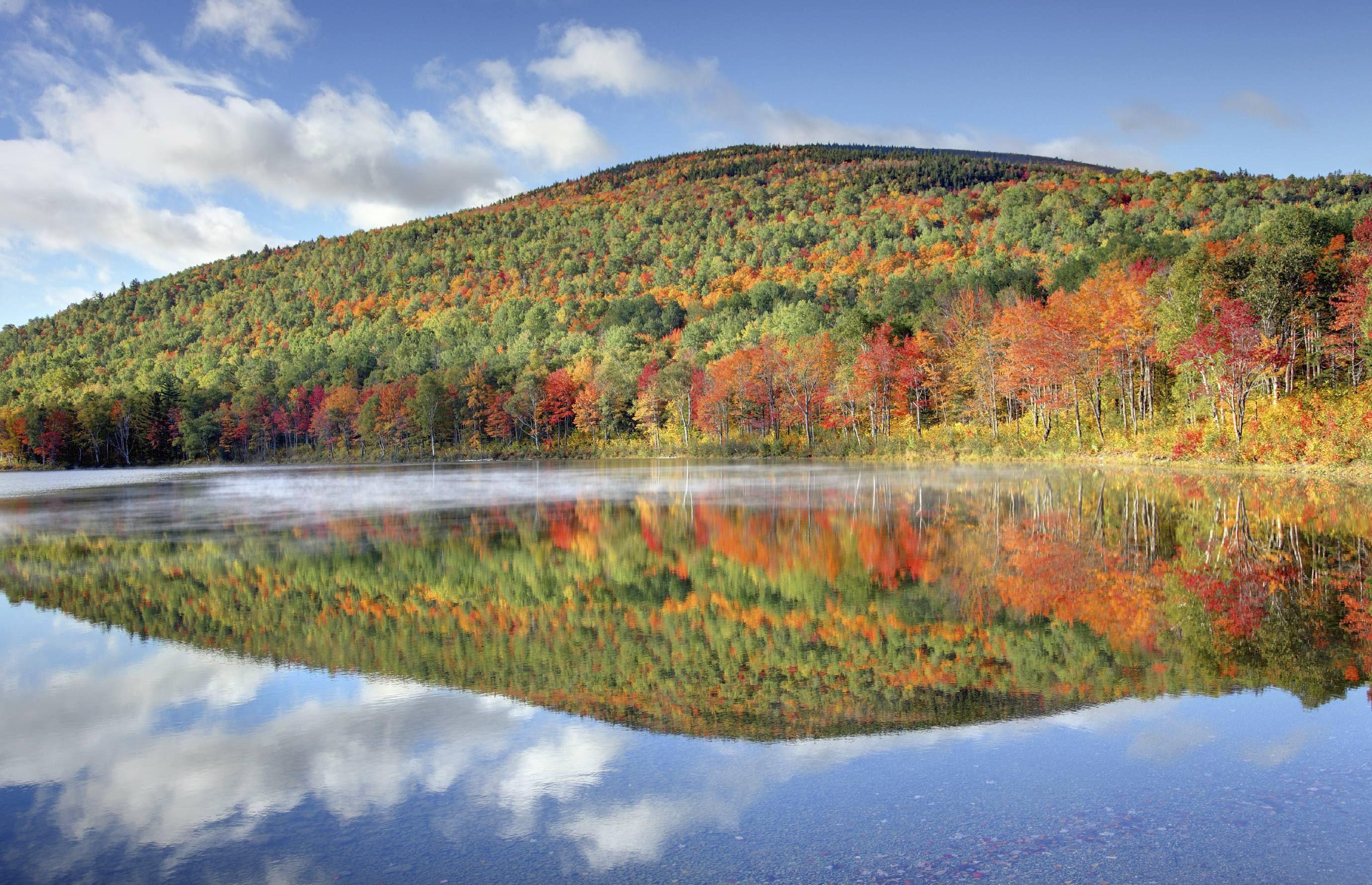 8 East Coast Destinations For Fall Foliage