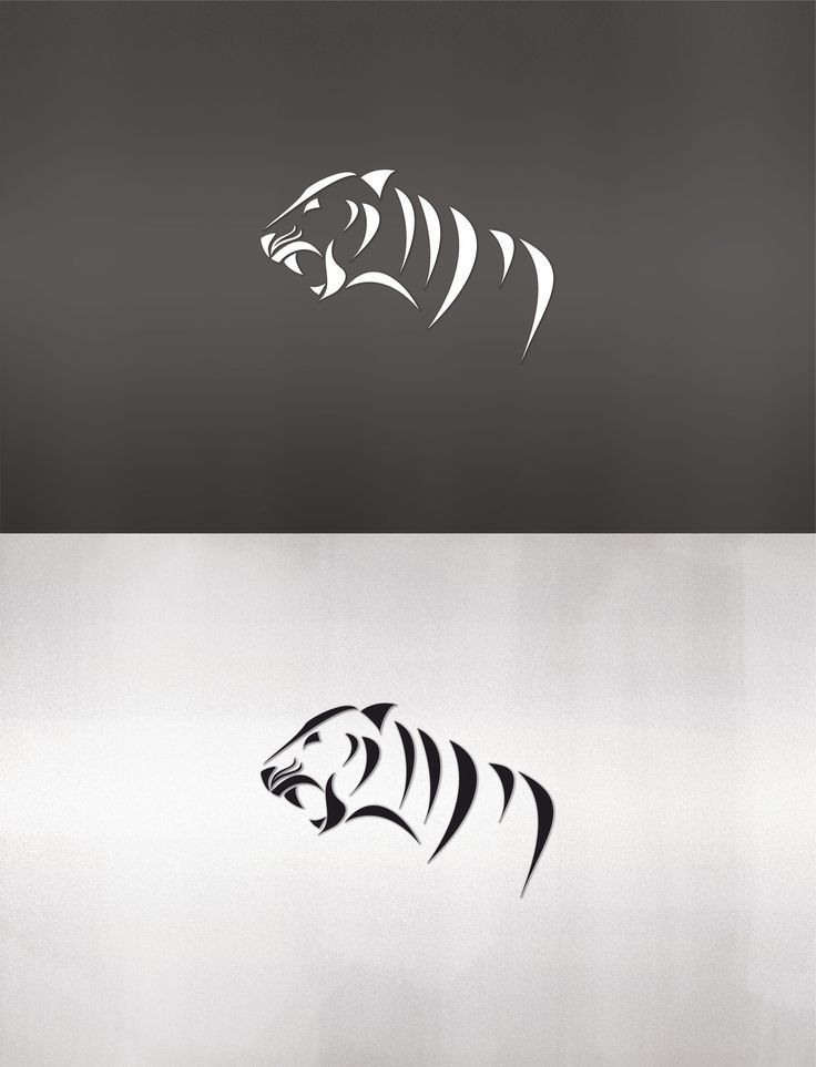 Simple Tiger Tattoos: Pin By Jordan Wright On Tattoos