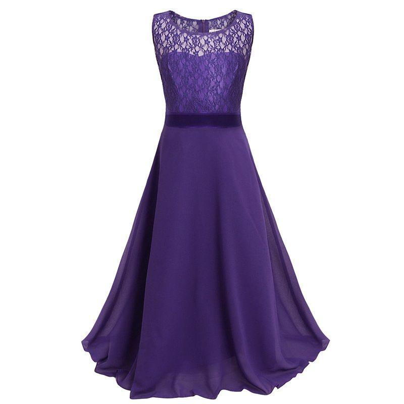 New Arrival Teenage Girls Princess Dresses Teen Girl Prom Lace Dress ...