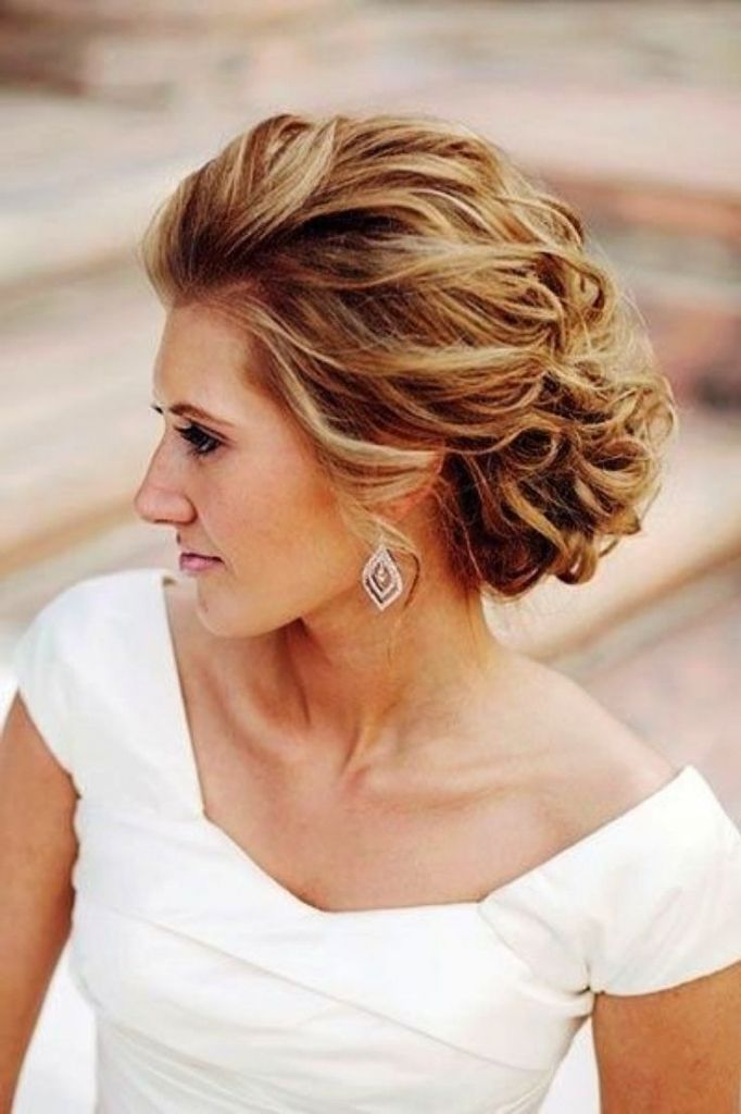 Wedding Hair Front On Pinterest Middle Part Updo Medium Wedding Upstyles For Wedding Guests The Am Hair Styles Mother Of The Bride Hair Wedding Hair And Makeup