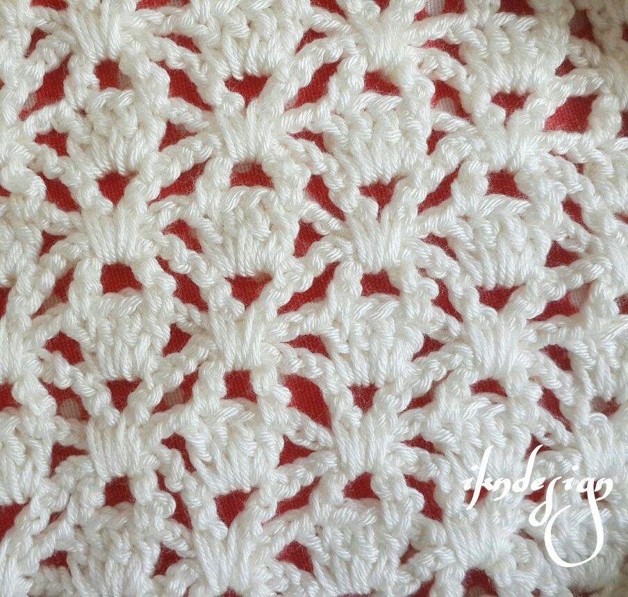Pin de ikndesign ikndesign en Örgü- knit- crochet - lace | Pinterest ...