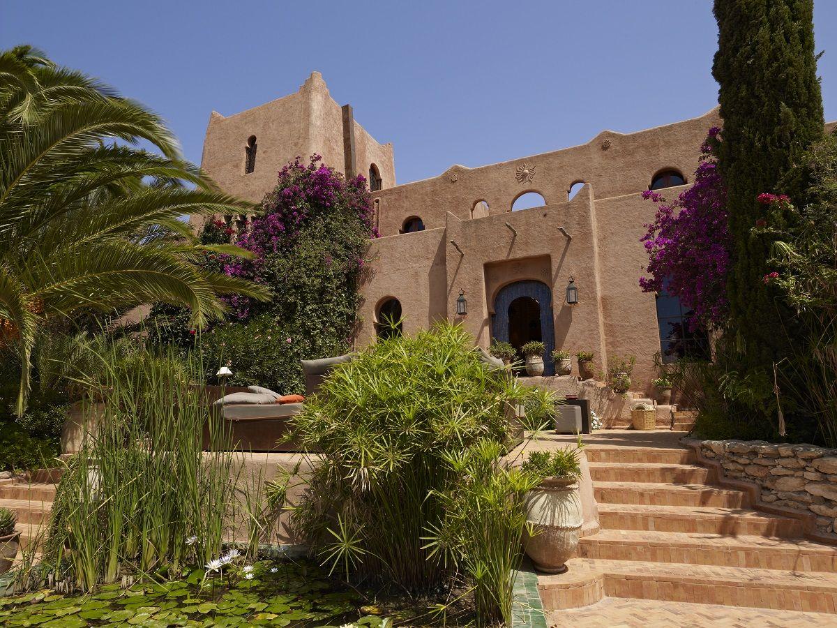 Le Jardin Des Douars Essaouira Morocco Nestled Morocco