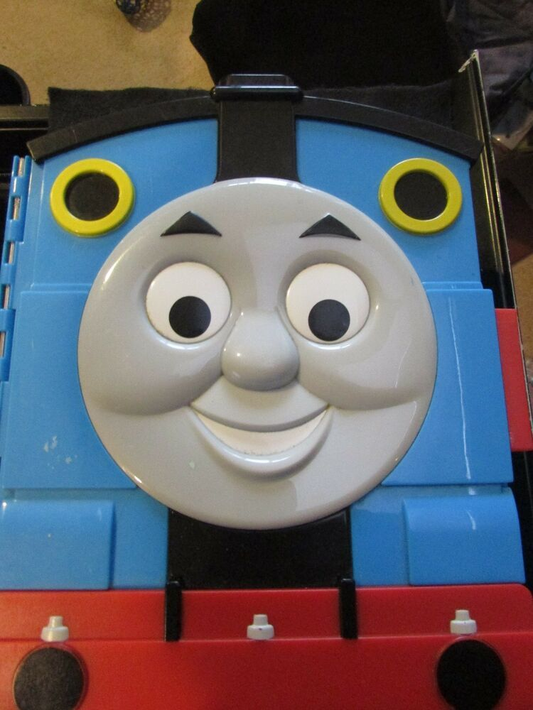 Thomas and Friends Take Along Storage Case by Learning