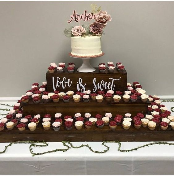 Vegan And Gluten Free Wedding Cake Ideas Alternative: Fun Alternatives To A Traditional Wedding Cake