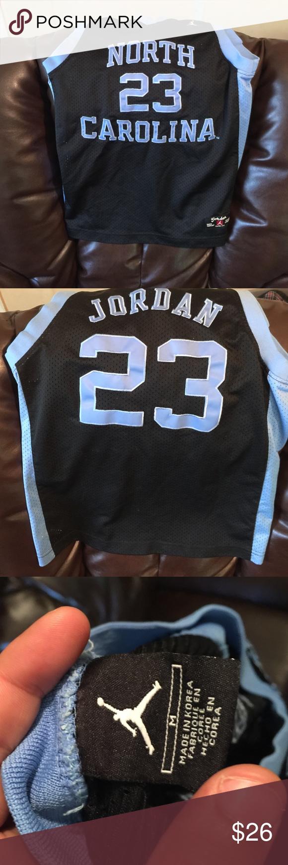 gnvlvc Michael Jordan\'s North Carolina kids jersey | D, Tops and Jordans