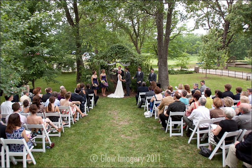 A Wedding At The Frog Prince In Harrisonville MO