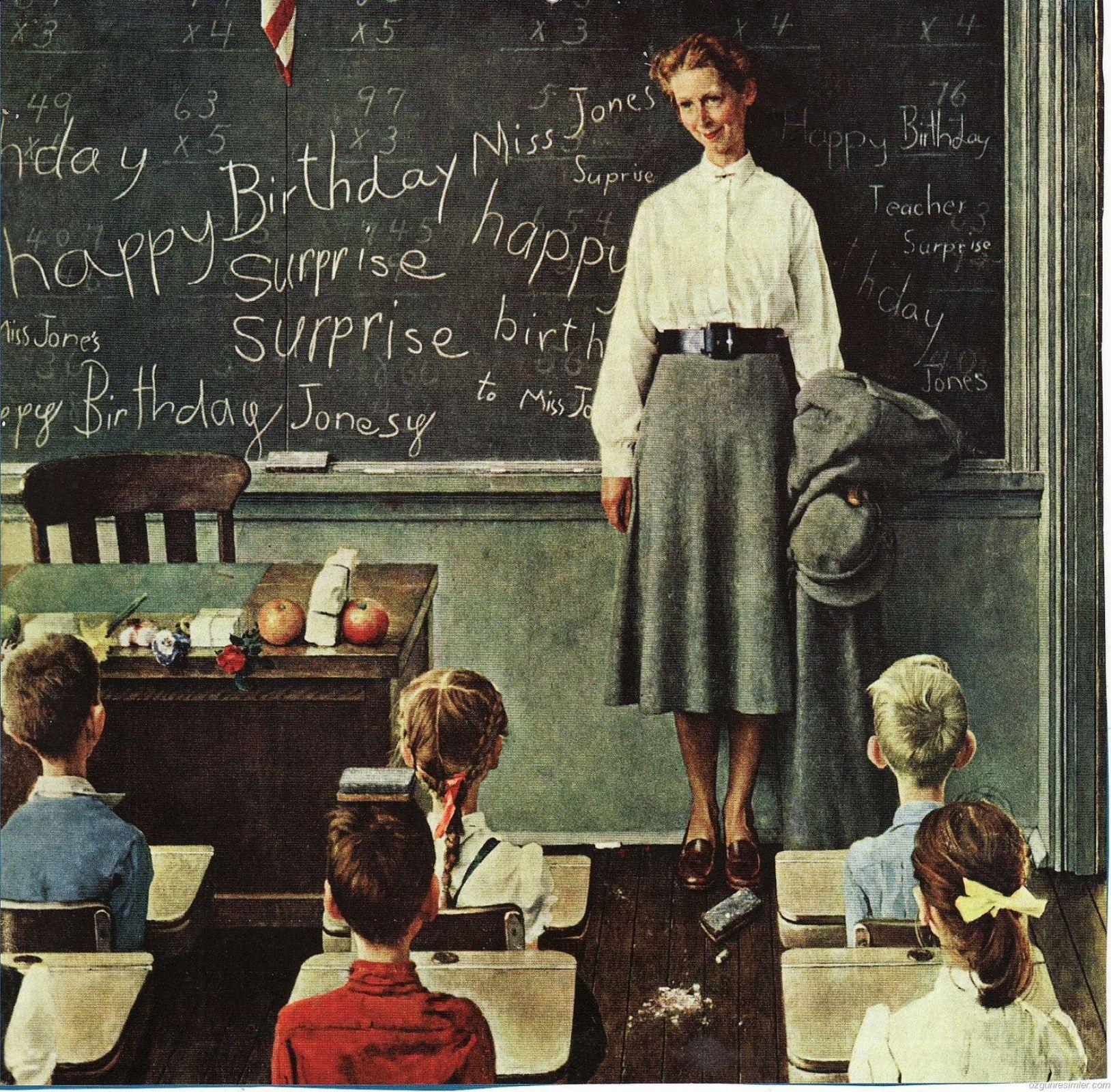 Днем, картинки с днем учителя старинные