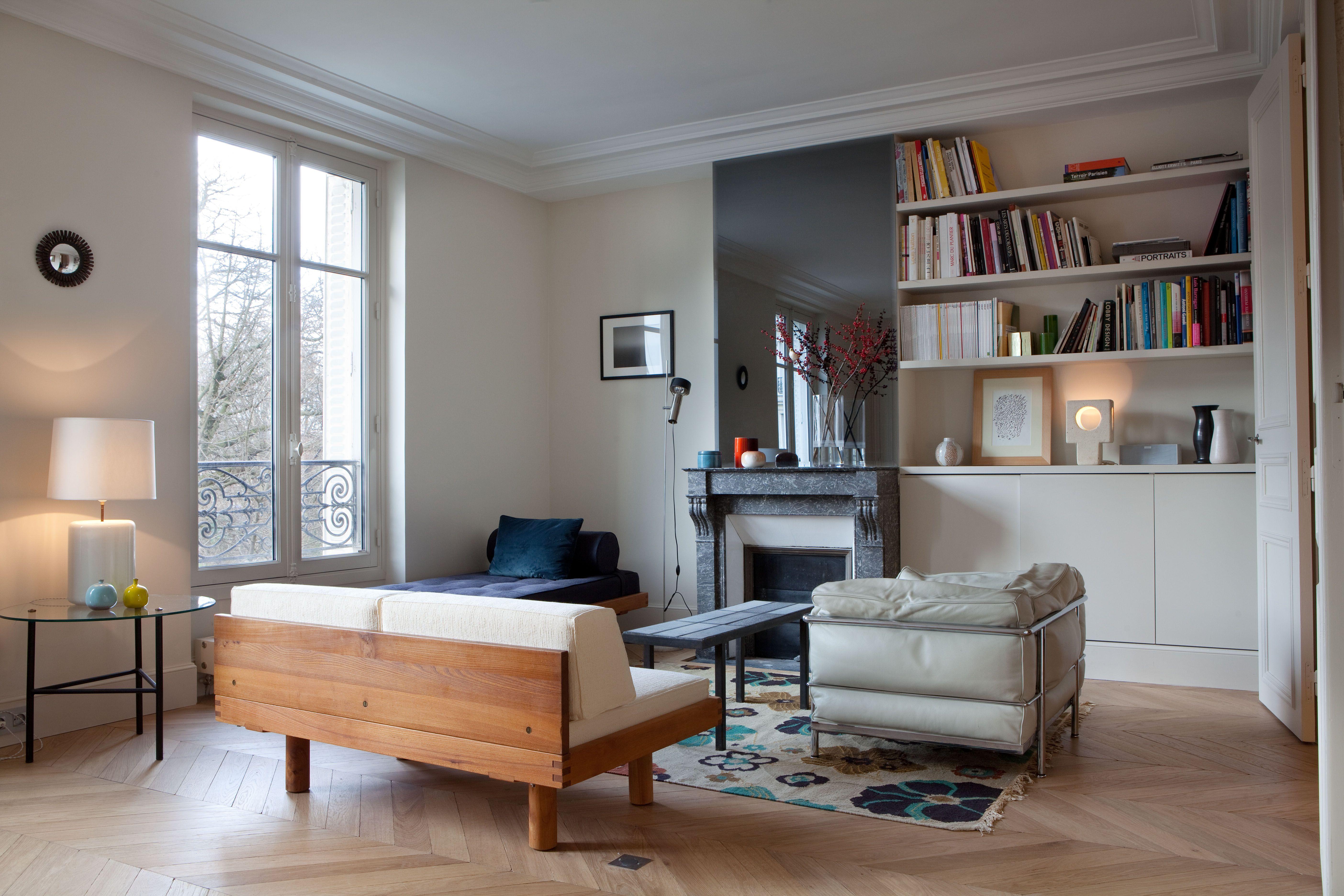 Rue de washington parquet point de hongrie residential wood pinterest parquet salon et - Maison de la hongrie paris ...