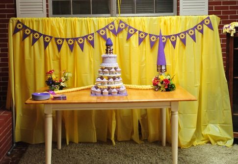 Decorating Tables With Plastic Tablecloths   Google Search