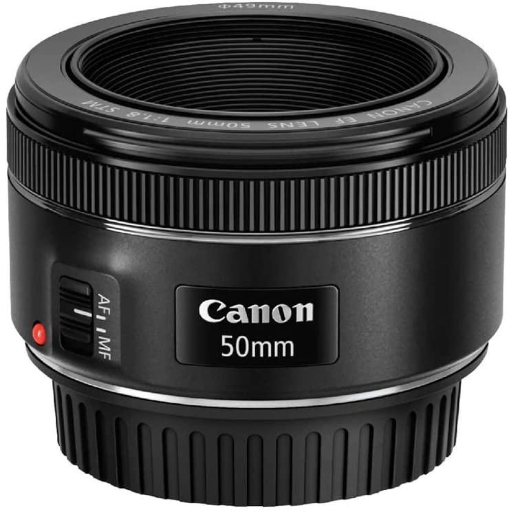 Amazon Com Canon Ef 50mm F 1 8 Stm Lens Camera Photo Canon Ef Canon Camera Canon Lens