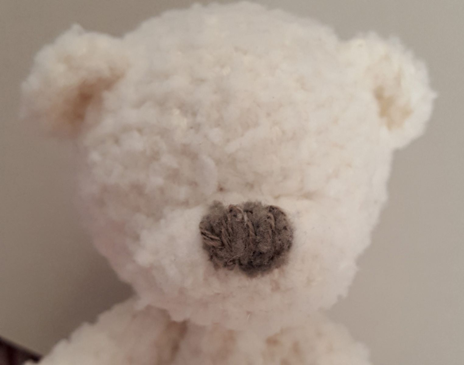 Häkelanleitung der Bär