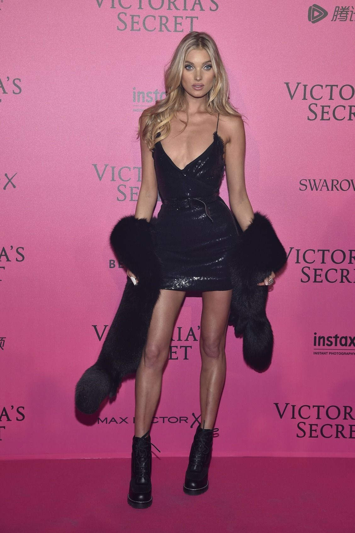 All the Glamour at the Parisian After-Party for the Victoria\'s ...