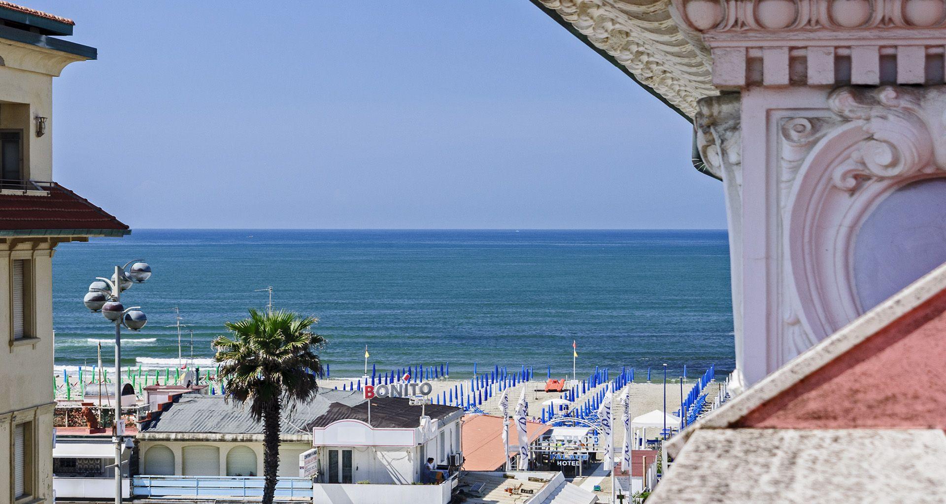 Hotel a Viareggio in Versilia, albergo Katy bed & breakfast 3 stelle vicino al mare e alla spiaggia