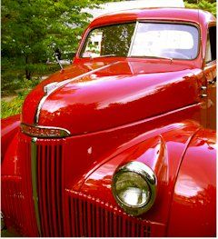 If I won the lottery... I would have a pre-war Studebaker M-5 pickup... this is a '48 but they're relatively the same.