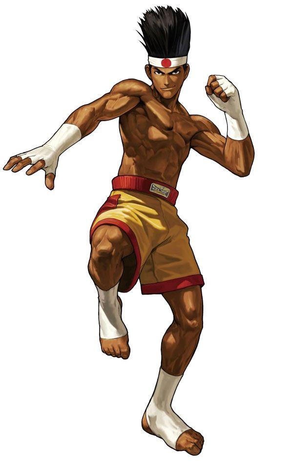 Joe Higashi Characters Art King Of Fighters Xiii King Of