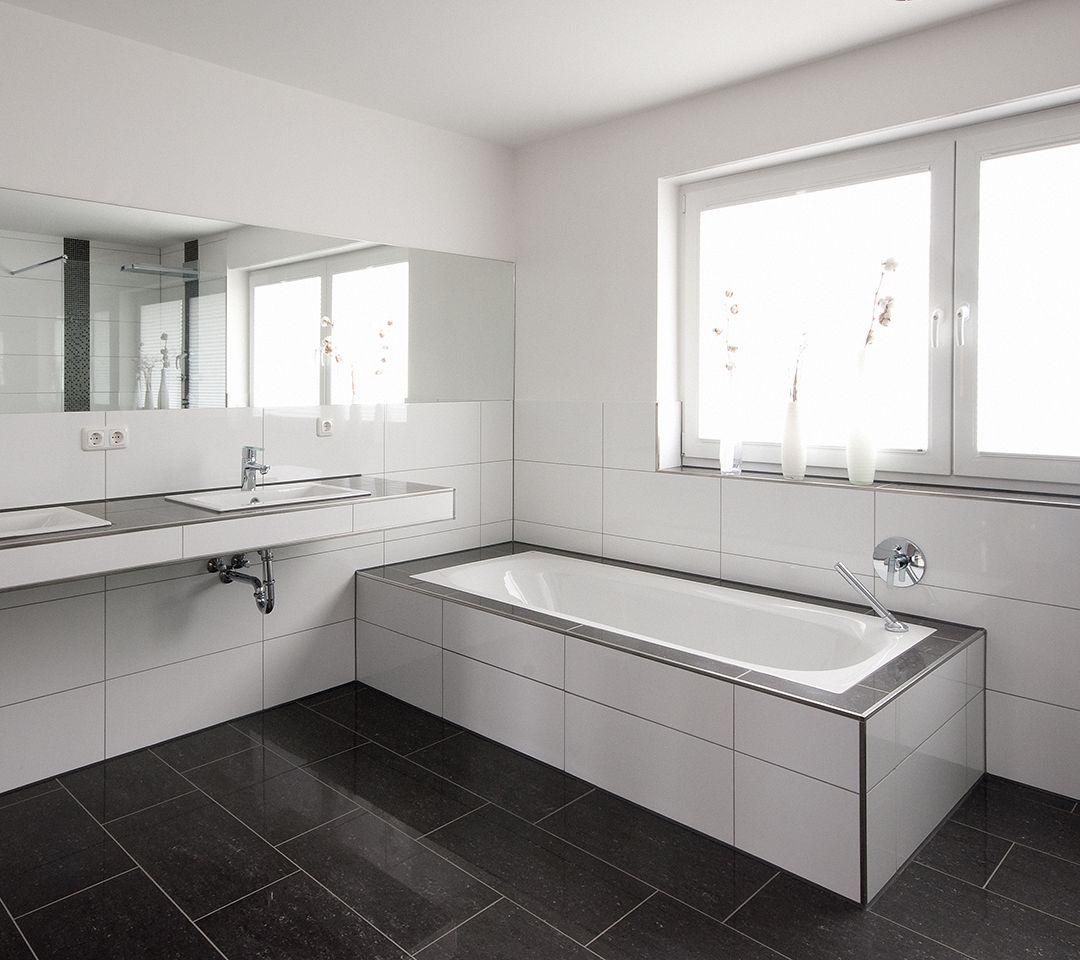 Badezimmer Fliesen Weiß Glänzend