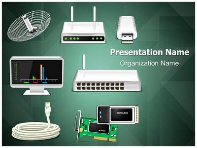 Network hardware powerpoint template is one of the best powerpoint network hardware powerpoint template is one of the best powerpoint templates by editabletemplates toneelgroepblik Images