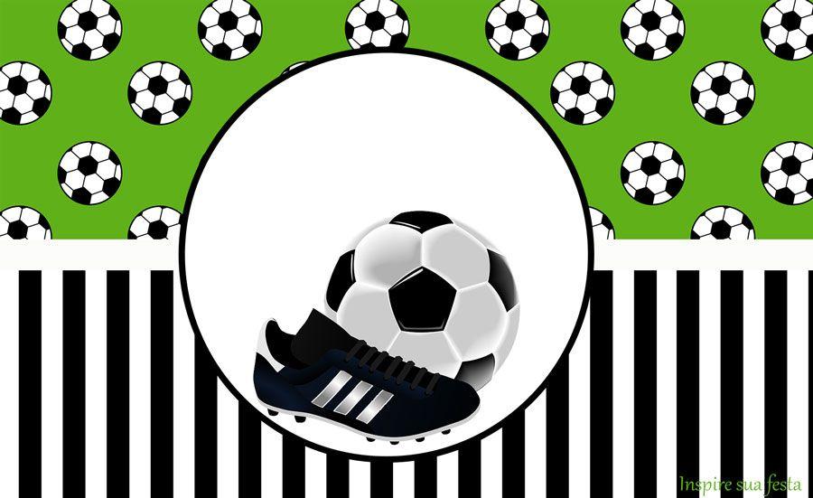 Futebol Kit Festa Gratis Para Imprimir Etiquetas Imprimiveis