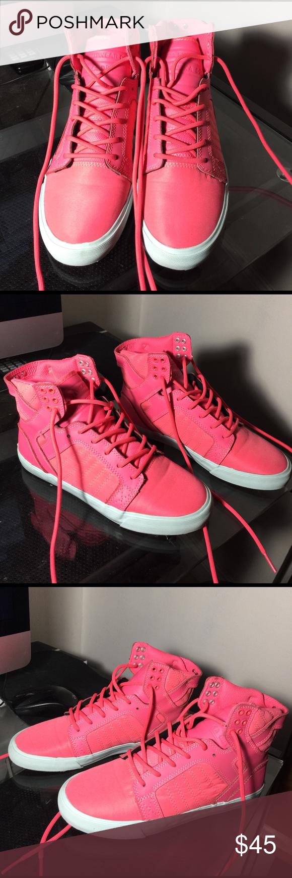 MUSKA 001 Size 8 Pre-owned SUPRA FOOTWEAR CO MUSKA 001 Size 8.  Women s SW18015 LU 13D Supra Shoes Athletic Shoes aa1b5512b