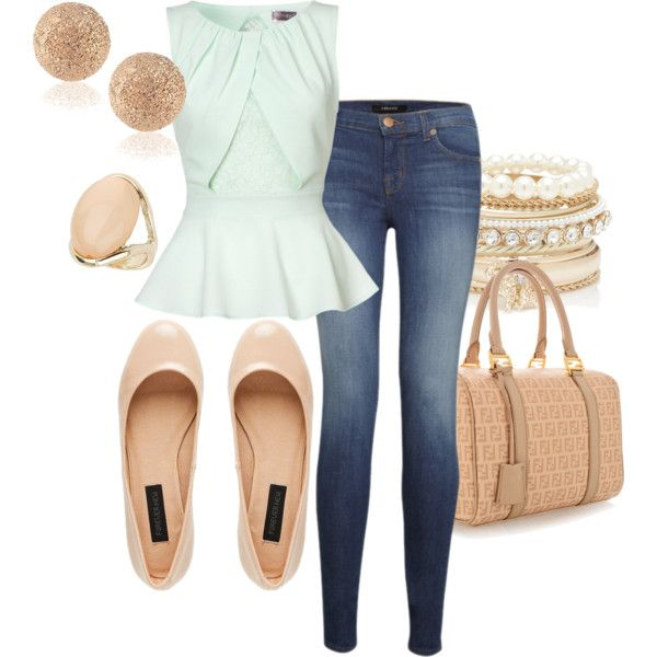 dress it down, created by kaylarobinson11 on Polyvore