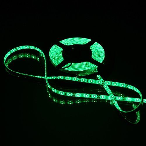Green Led Light Strips Mesmerizing Innoo Tech**waterproof Green Flexible Light Strip 300 Smd Led Ribbon Review