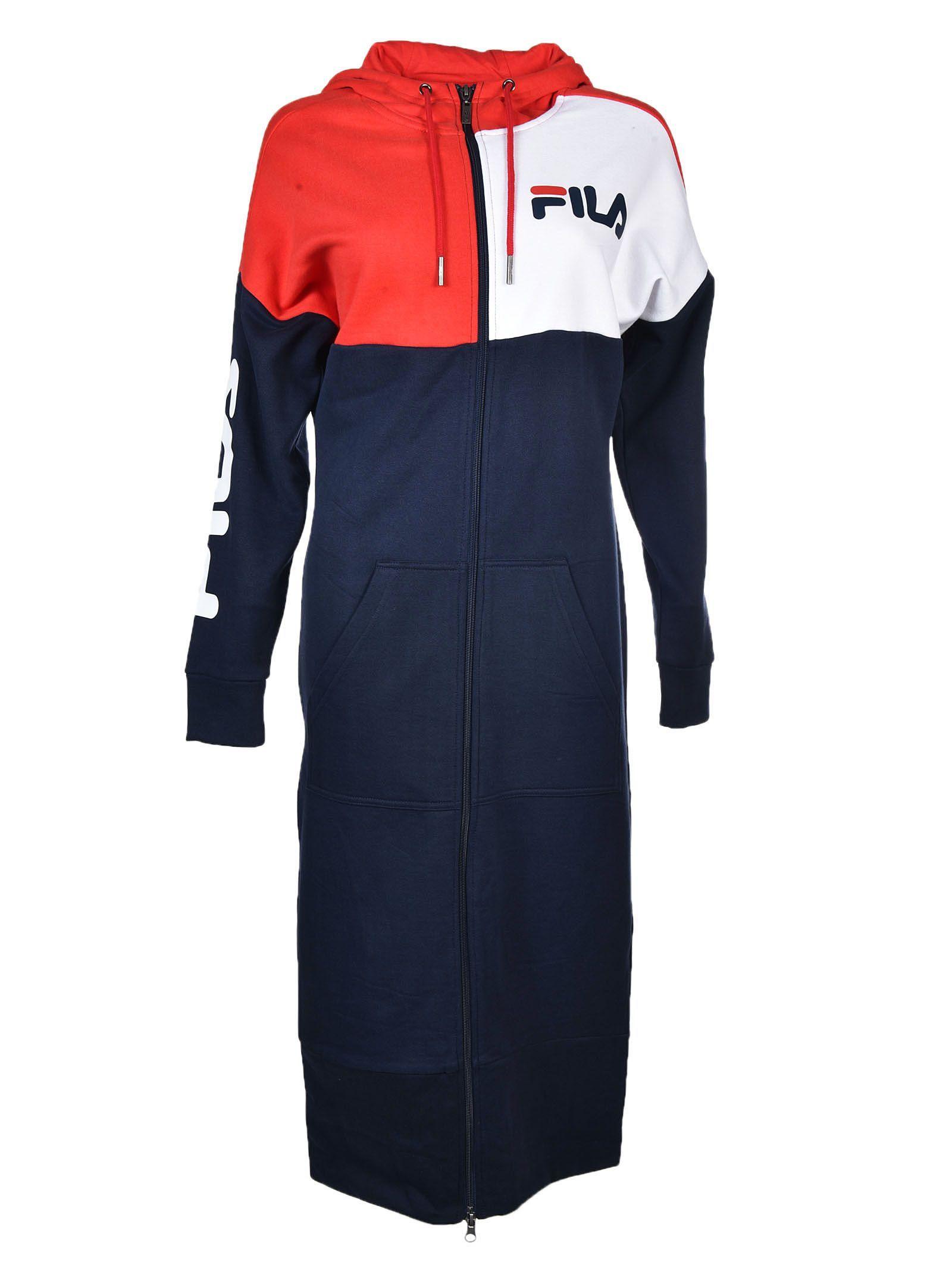 a456cccf5f FILA ALVA LONGSLEEVED DRESS. #fila #cloth # | Fila | Fila dress ...