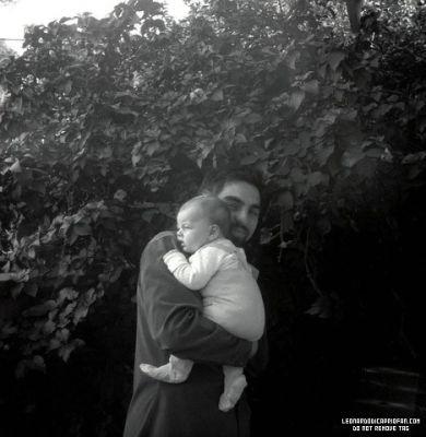 George Dicaprio And Irmelin Dicaprio