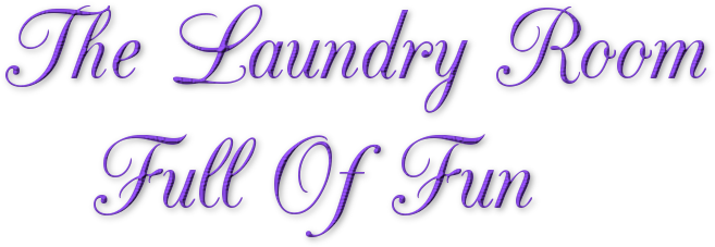 The Laundry Room Full Of Fun