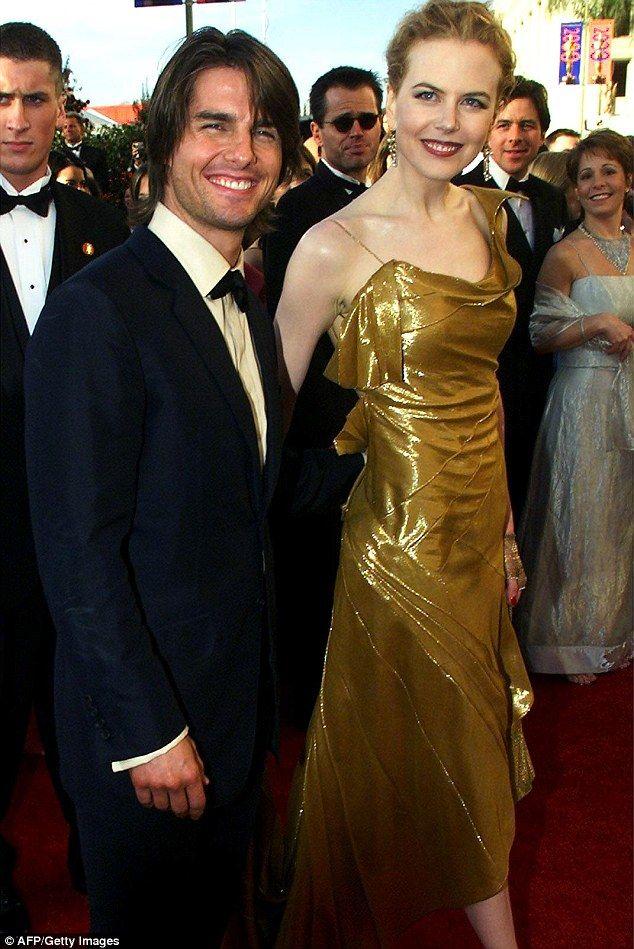 Pictures Of Nicole Kidman Wedding Dress Tom Cruise Kidskunstfo