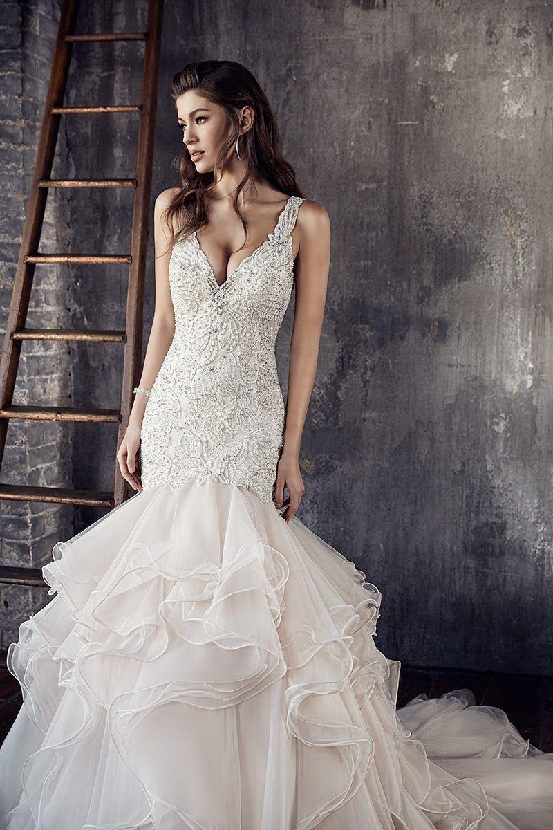 Wedding dress ct u eddy k bridal gowns designer wedding