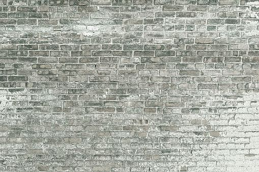 Old Grey Brick Wall With White Paint Background Texture Picture Id646516088 509 338 Paint Background Grey Brick Textured Background