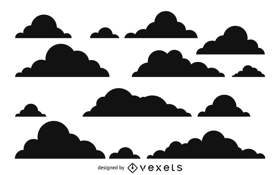 Cloud Silhouette Pattern Ad Sponsored Sponsored Pattern Silhouette Cloud Art Reference Poses Patterns In Nature Free Vector Graphics