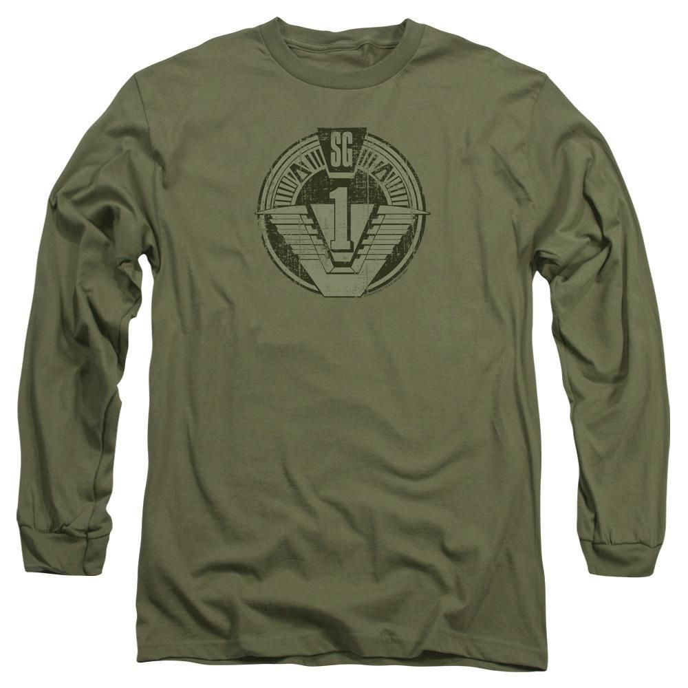 Stargate SG-1 Show GOA/'ULD CHARACTERS Licensed Adult T-Shirt All Sizes
