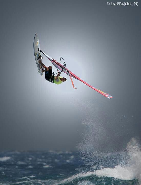 Learn to Wind Surf - I did, in Aruba. But I wasn't very good at it - it's HARD!