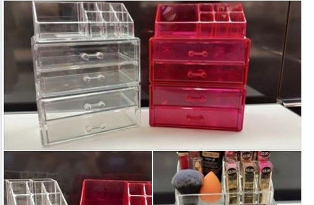 Penneys Are Stocking These Makeup Organisers And People Are Losing The Head Primark Makeup Makeup Organization Makeup Storage