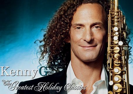 Kenny G Christmas.Kenny G Files For A Divorce Lyndie Benson Gorelick