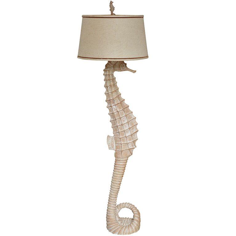 Seahorse Floor Lamp\