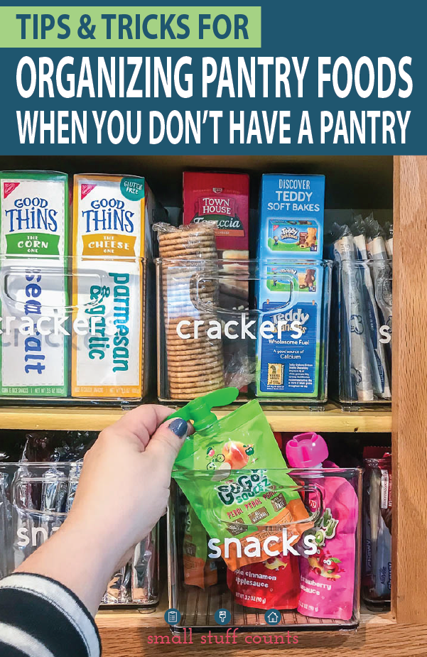 Photo of Organizing A Small Pantry With The KonMari Method + Free Checklist