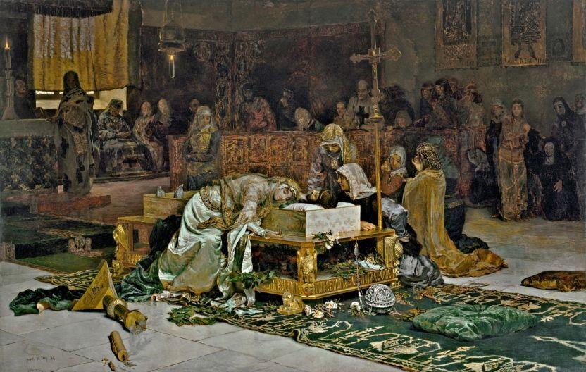 Los amantes de Teruel - Colección - Museo Nacional del Prado