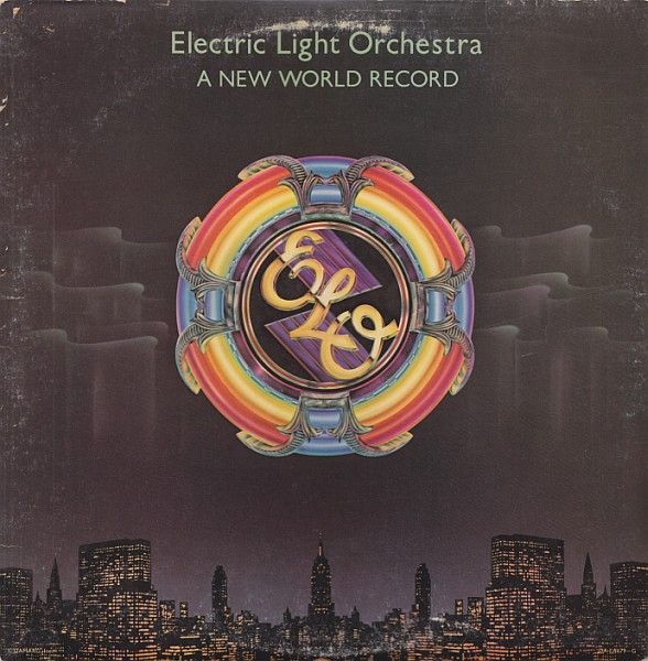 Electric Light Orchestra A New World Record Music