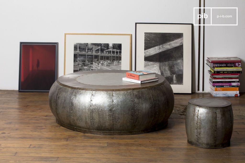 Tavolino Industrial ~ Tavolino da salotto in metallo tubisteel e molti altri tavolini da