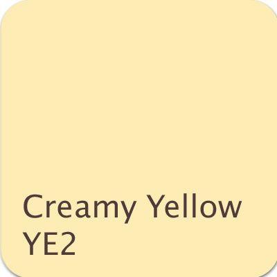 Dutch Boy Color Creamy Yellow Ye2