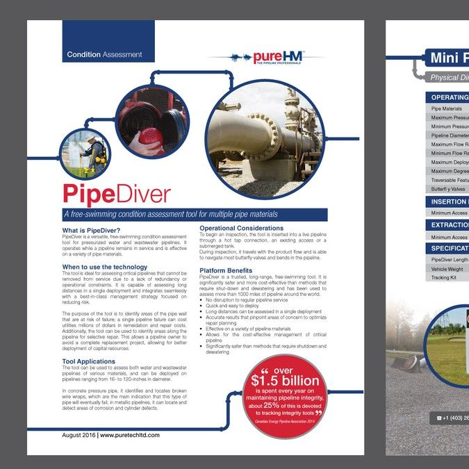 Freelance Create A Clean Professional Brochure Template Design By