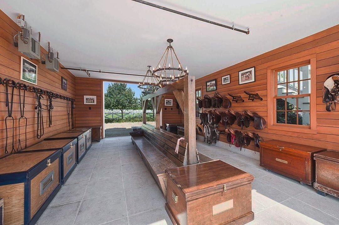 Equestrian Properties On Instagram Tack Room Goals