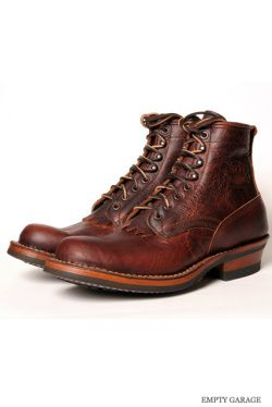 21a43f985f4a8 ホワイツ] WHITE'S BOOTS Classic Work Boot C461 Last Brown Bison ...