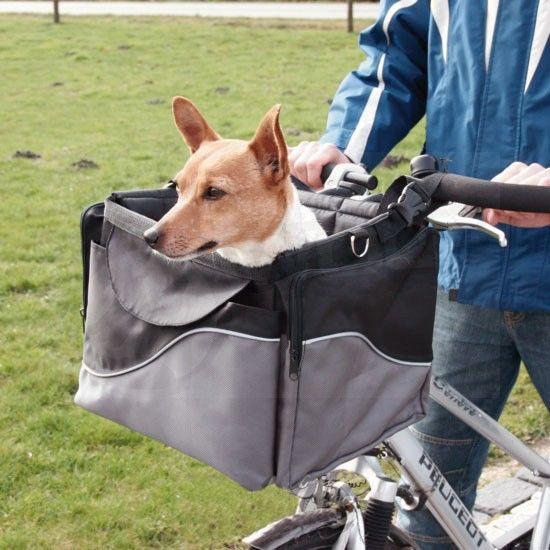 Deluxe Front Dog Carrier For Bikes Dog Bike Carrier Dog Bike