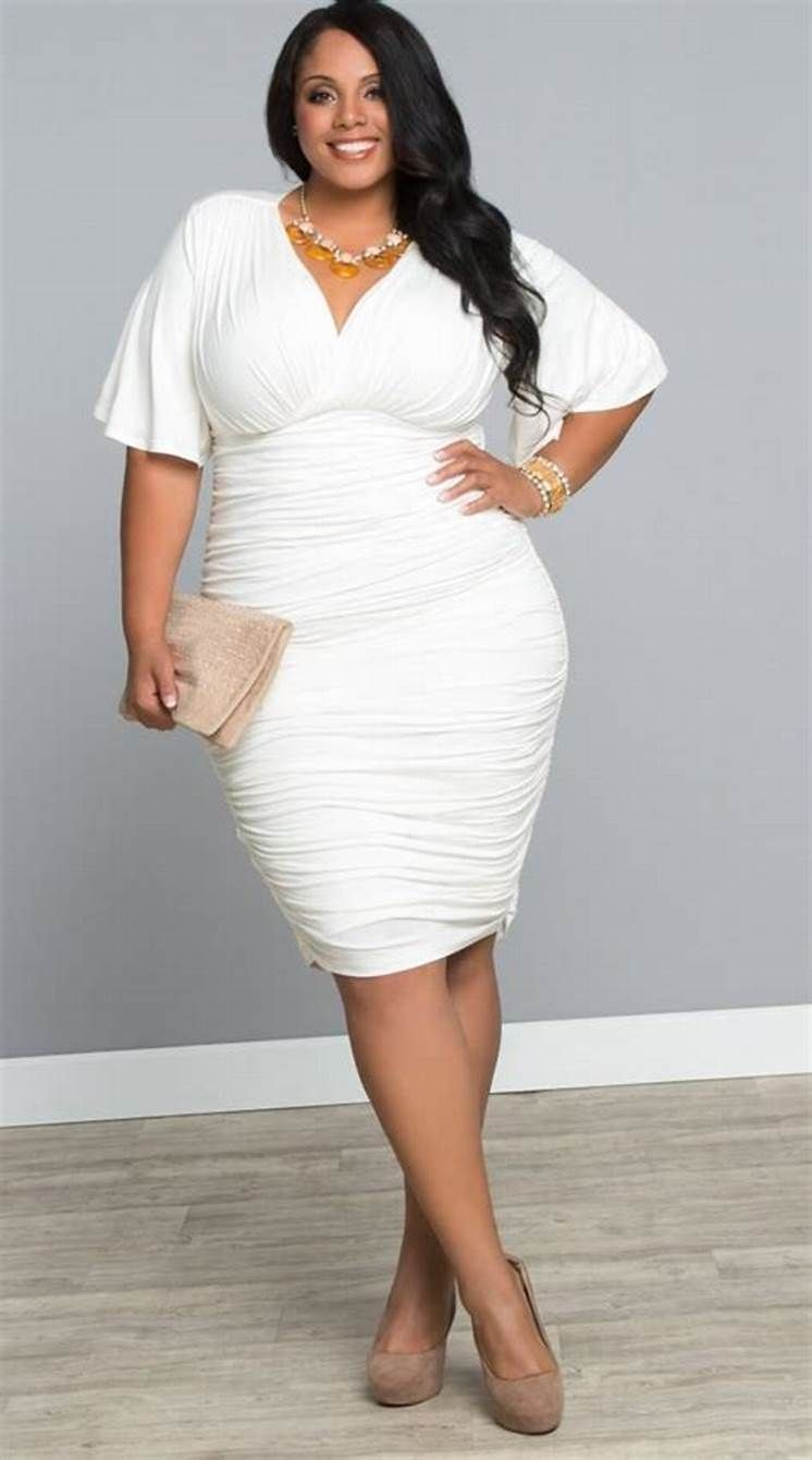 43 Casual Plus Size for Winter Night Party | Winter Outfits | White ...