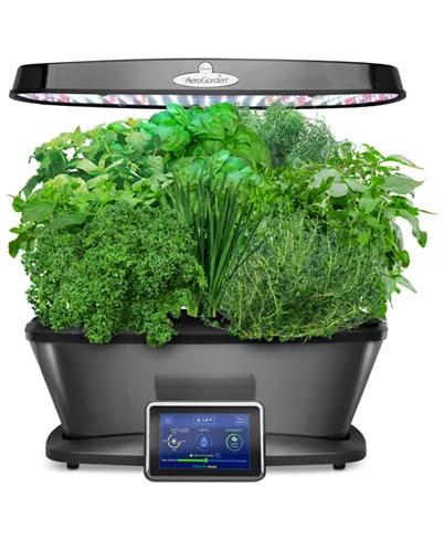 Aerogarden Bounty Elite 9 Pod Smart Countertop Garden 400 x 300