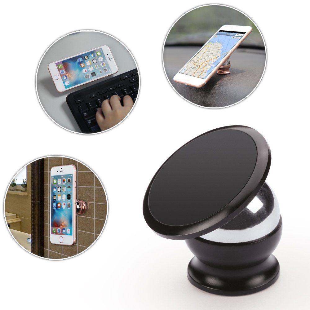 Microseven Universal Cell Phone Holder Car Mount