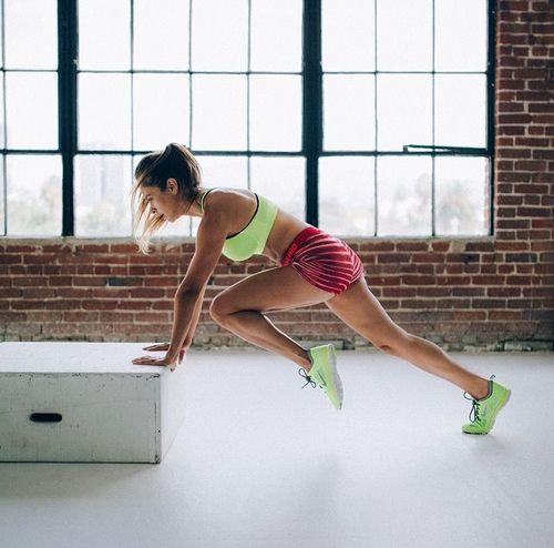 Las chicas del gym motivan e inspiran                                                                                                                                                                                 Más